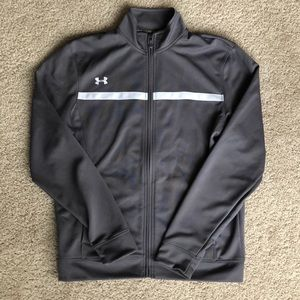 Under Armour Loose All Season Zip Up Jacket